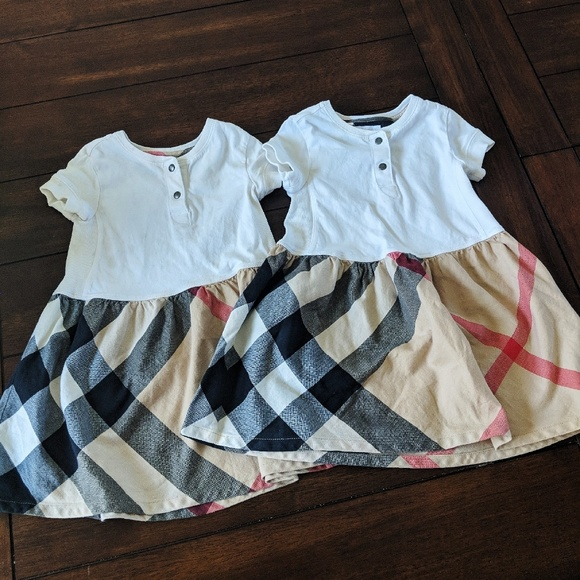 c4fb95d17a78 Burberry Dresses   Toddler Dress 2tx2   Poshmark